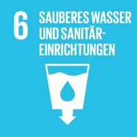 6 - Sauberes Wasser und Sanitäreinrichtungen