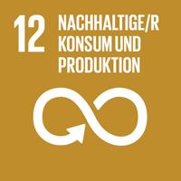 12 - Nachhaltige/r Konsum und Produktion